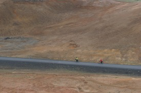 Auf dem Weg zum Namaskard