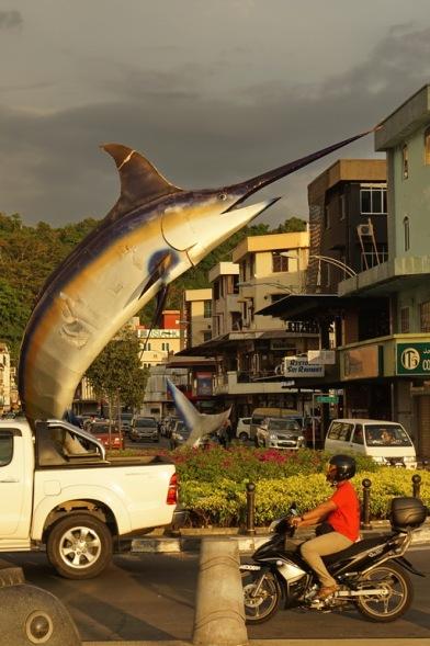 Borneo - Kota Kina Balu