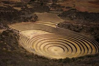 Inka Garten bei Cusco