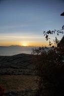 Isla del Sol bei Sonnenaufgang