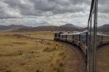 Mit dem Zug von Puno nach Cusco