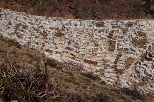 Salzterrasse bei Cusco