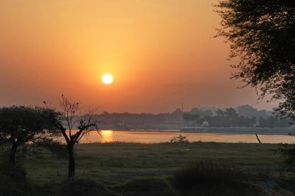 Udaipur früh morgens